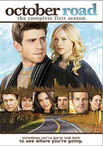 OCTOBER ROAD:COMPLETE FIRST SEASON BY OCTOBER ROAD (DVD)